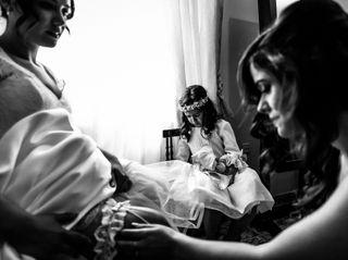 La boda de Isabel y David 2
