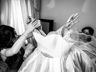 La boda de Isabel y David 3