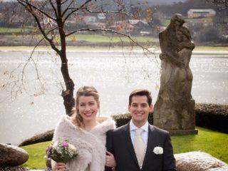 La boda de Inés  y Carlos 1