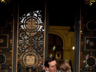 La boda de Inés  y Carlos 2