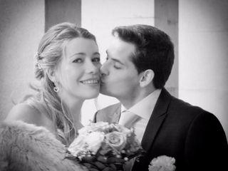 La boda de Inés  y Carlos