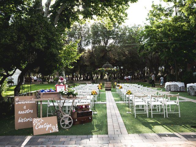 La boda de Fernando y Noelia en Sonseca, Toledo 10