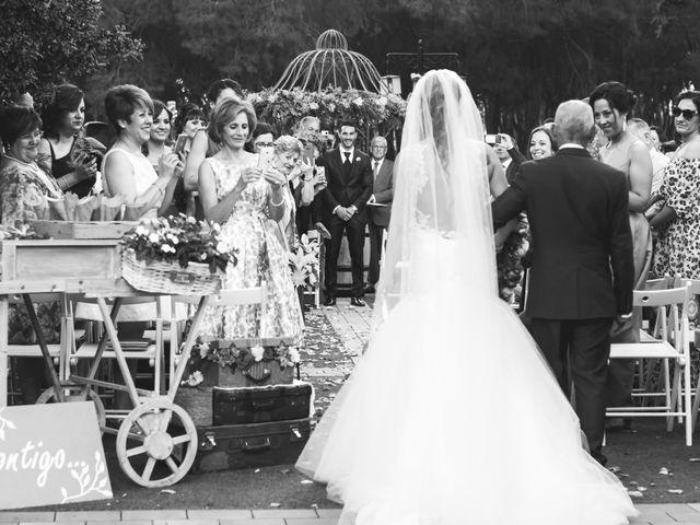 La boda de Fernando y Noelia en Sonseca, Toledo 15