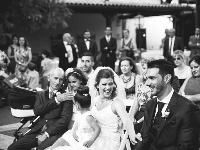 La boda de Fernando y Noelia en Sonseca, Toledo 19