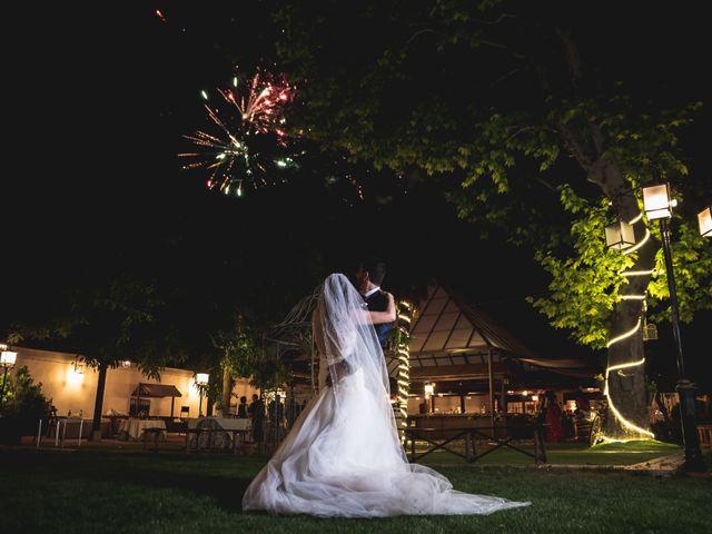 La boda de Fernando y Noelia en Sonseca, Toledo 21