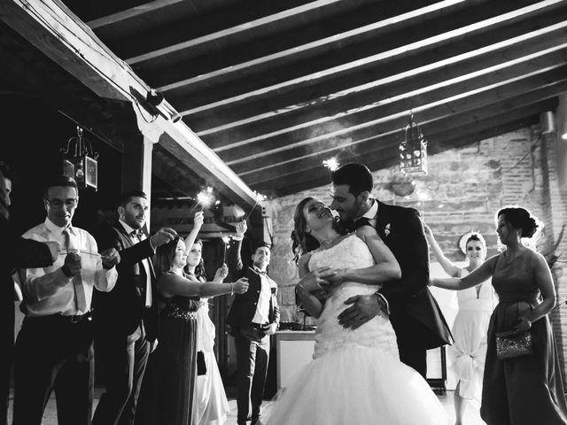 La boda de Fernando y Noelia en Sonseca, Toledo 25