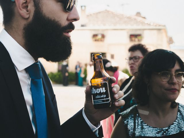 La boda de Tato y Vicky en Pedraza, Segovia 22
