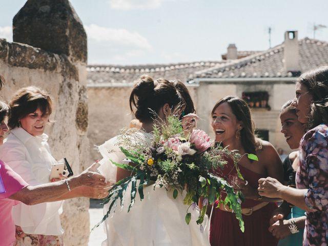 La boda de Tato y Vicky en Pedraza, Segovia 25
