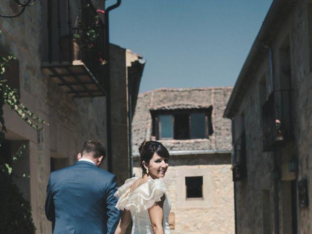 La boda de Tato y Vicky en Pedraza, Segovia 29