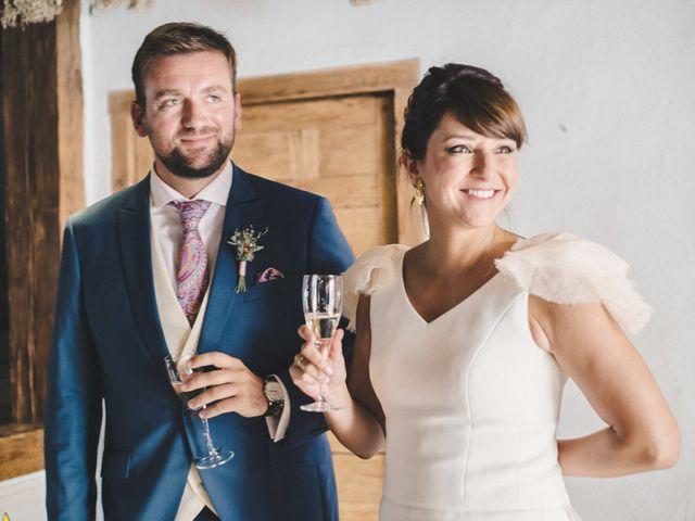 La boda de Tato y Vicky en Pedraza, Segovia 32