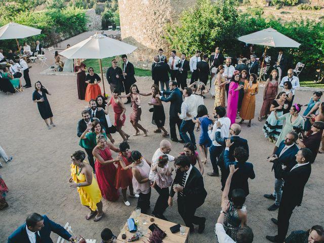 La boda de Tato y Vicky en Pedraza, Segovia 73