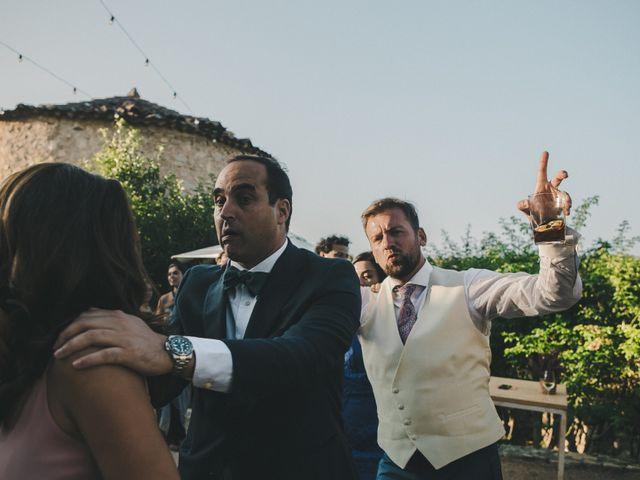 La boda de Tato y Vicky en Pedraza, Segovia 74