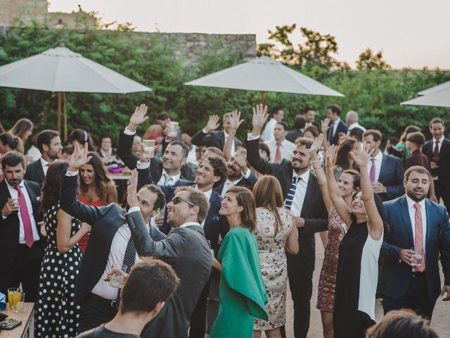 La boda de Tato y Vicky en Pedraza, Segovia 83