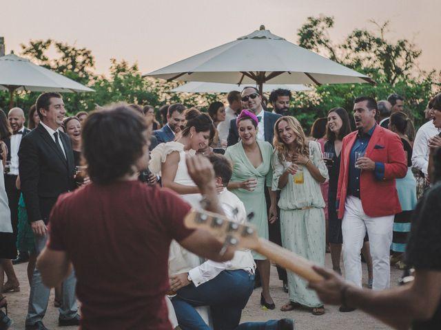 La boda de Tato y Vicky en Pedraza, Segovia 84