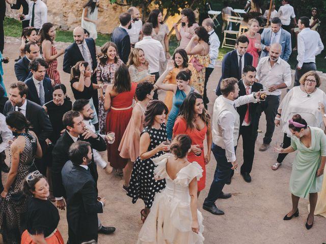 La boda de Tato y Vicky en Pedraza, Segovia 87