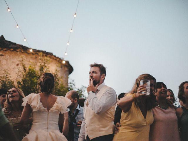 La boda de Tato y Vicky en Pedraza, Segovia 89