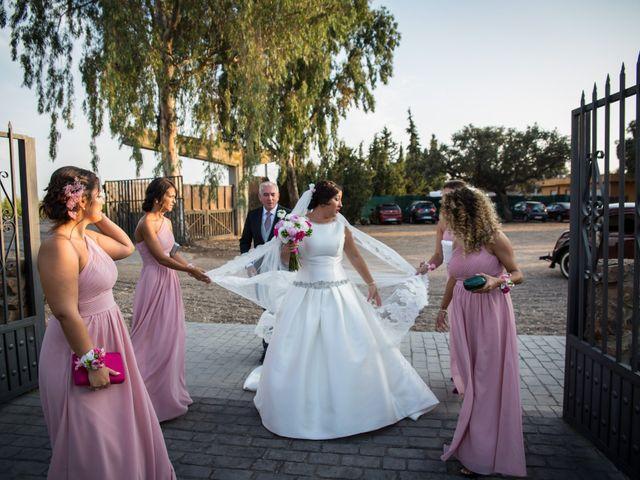 La boda de Juanjo y Elena en Badajoz, Badajoz 7
