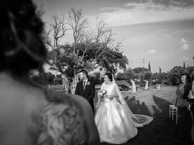 La boda de Juanjo y Elena en Badajoz, Badajoz 10
