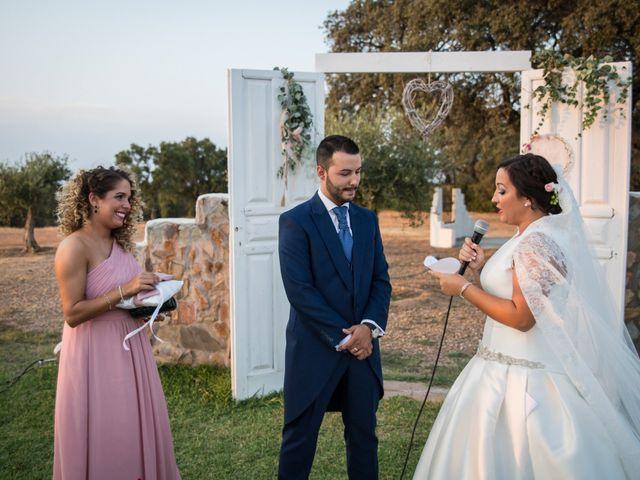 La boda de Juanjo y Elena en Badajoz, Badajoz 17