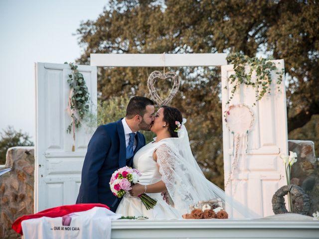 La boda de Juanjo y Elena en Badajoz, Badajoz 18