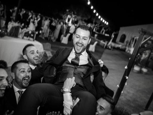La boda de Juanjo y Elena en Badajoz, Badajoz 21