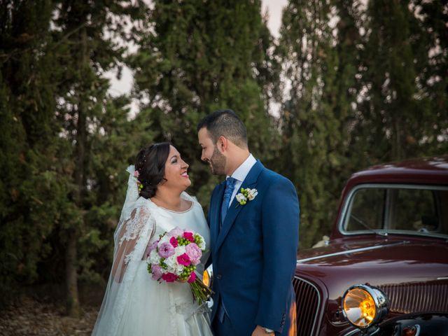 La boda de Juanjo y Elena en Badajoz, Badajoz 50