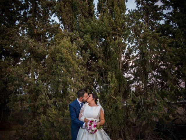 La boda de Juanjo y Elena en Badajoz, Badajoz 52