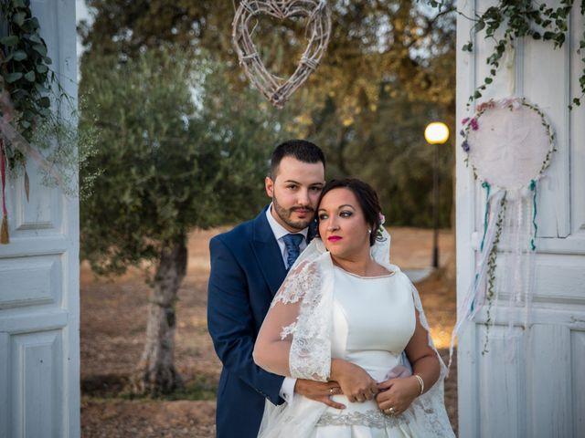 La boda de Juanjo y Elena en Badajoz, Badajoz 54