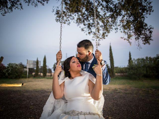 La boda de Juanjo y Elena en Badajoz, Badajoz 56