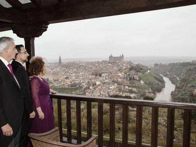 La boda de Rubén y Teresa en Illescas, Toledo 5