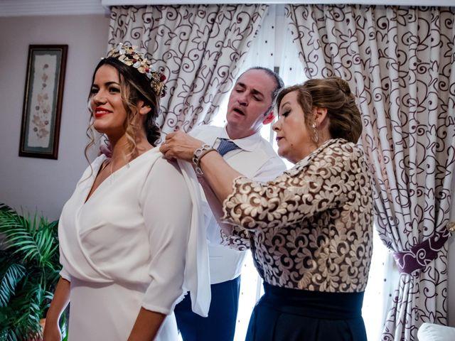 La boda de Juan y Carmen en Antequera, Málaga 15