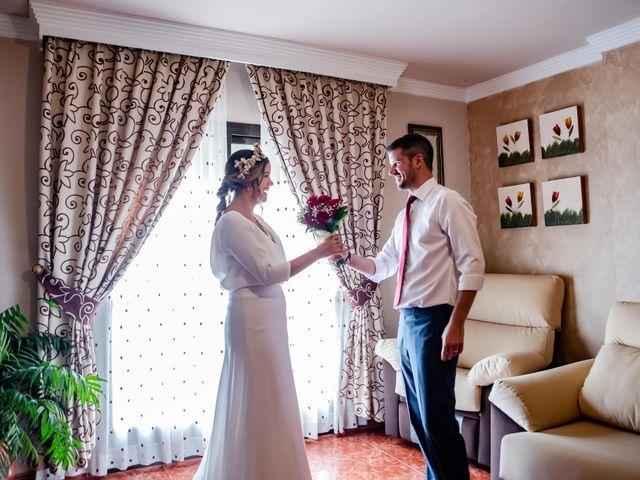 La boda de Juan y Carmen en Antequera, Málaga 17