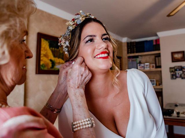 La boda de Juan y Carmen en Antequera, Málaga 21