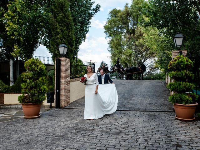La boda de Juan y Carmen en Antequera, Málaga 57