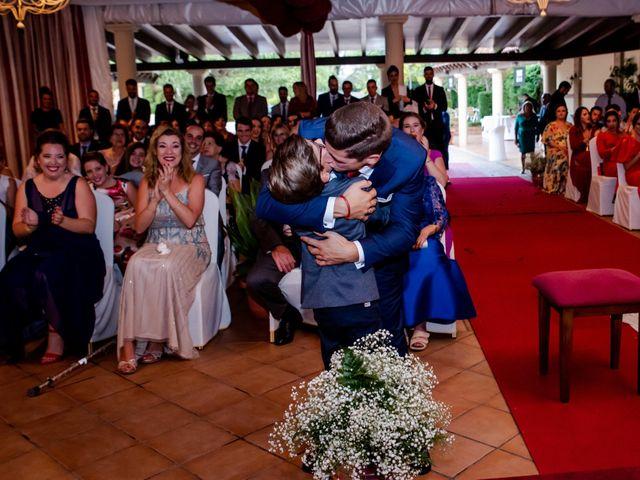La boda de Juan y Carmen en Antequera, Málaga 67