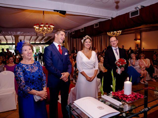 La boda de Juan y Carmen en Antequera, Málaga 70