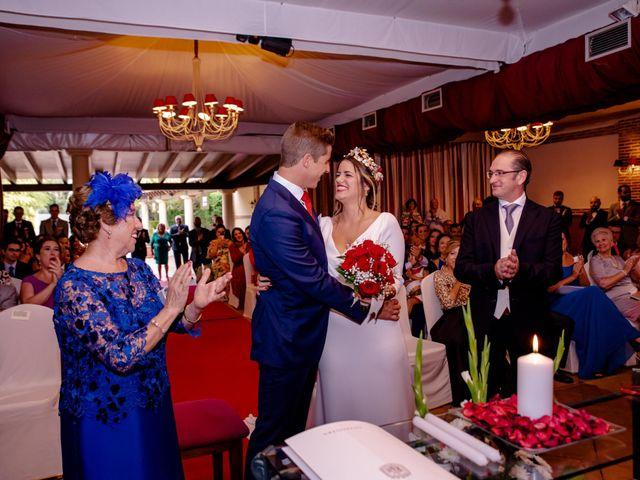 La boda de Juan y Carmen en Antequera, Málaga 71