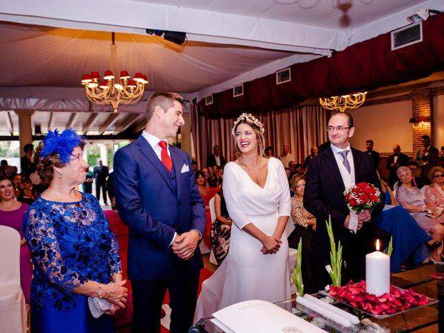 La boda de Juan y Carmen en Antequera, Málaga 75
