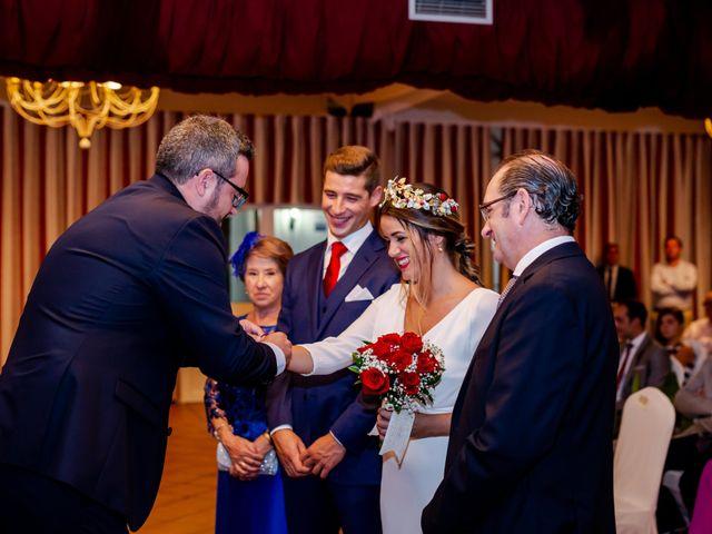 La boda de Juan y Carmen en Antequera, Málaga 87