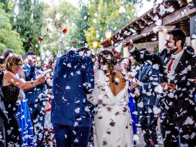 La boda de Juan y Carmen en Antequera, Málaga 91