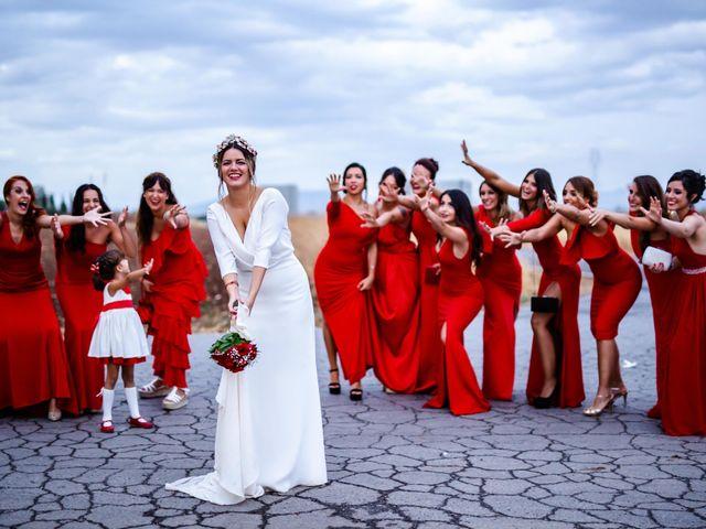 La boda de Juan y Carmen en Antequera, Málaga 111