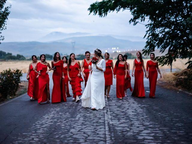 La boda de Juan y Carmen en Antequera, Málaga 118