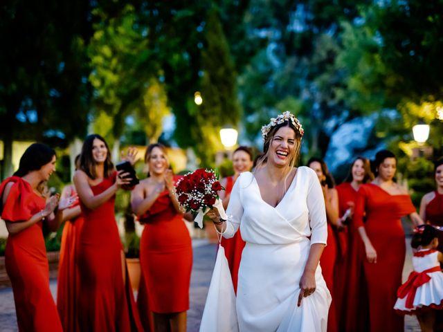 La boda de Juan y Carmen en Antequera, Málaga 120