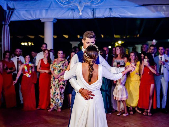 La boda de Juan y Carmen en Antequera, Málaga 122
