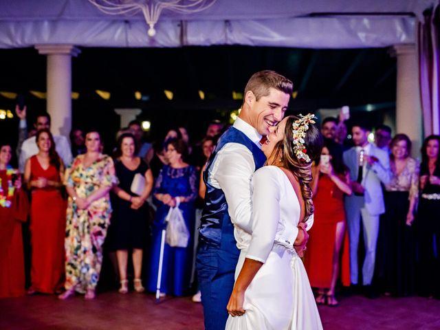 La boda de Juan y Carmen en Antequera, Málaga 123