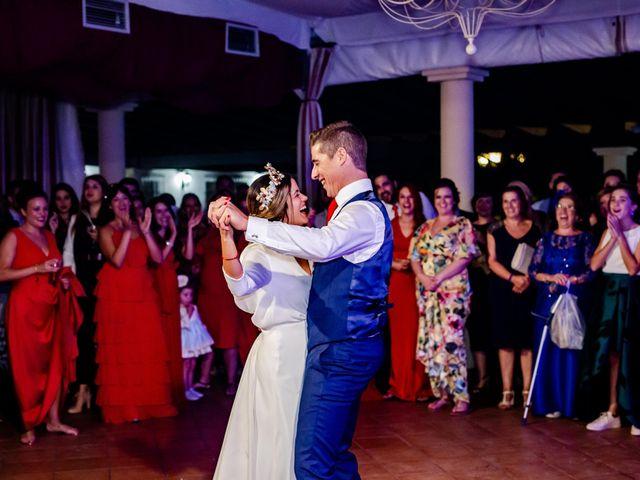 La boda de Juan y Carmen en Antequera, Málaga 124