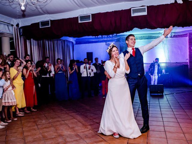 La boda de Juan y Carmen en Antequera, Málaga 130