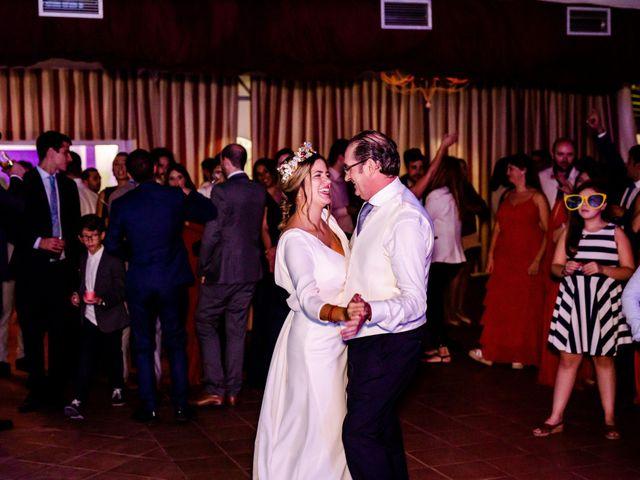 La boda de Juan y Carmen en Antequera, Málaga 134