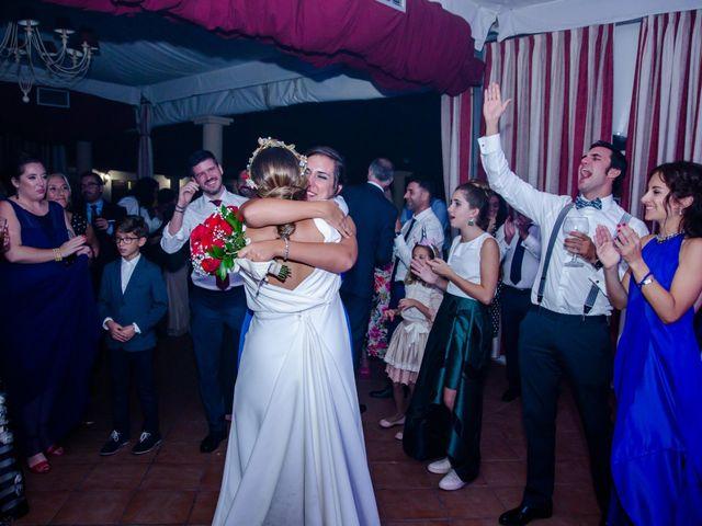 La boda de Juan y Carmen en Antequera, Málaga 135