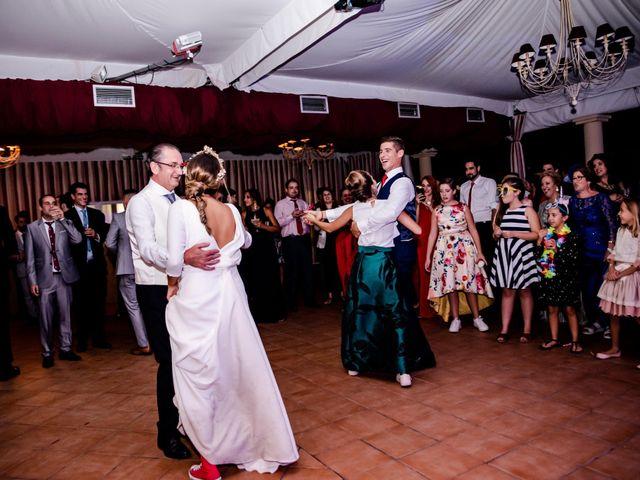 La boda de Juan y Carmen en Antequera, Málaga 136